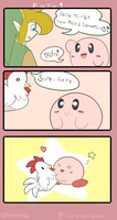 Nintendo comic: Poyo! by GlassesGator