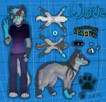 Wave Ref 2015 by Kittykat-Meow