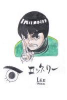 Rock Lee by AmyJusta