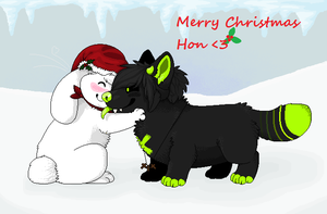 Merry Christmas Hon by Deceptiicon