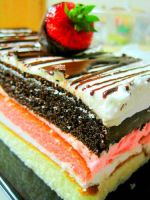 Bar Cake Neapolitan by kgpanelo