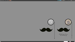 Monocle for CoverGloobus by larryni