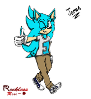 .:CP:. James by xRecklessRose