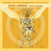 Queen Andreeno by thejason10