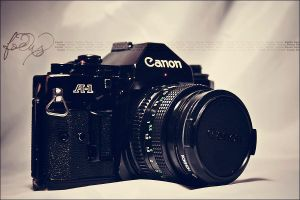 Canon A-1 by A-Focus