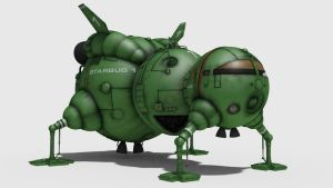 Starbug1-01 by IDW01
