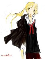 FMA-On the Other Side by nameless-addict