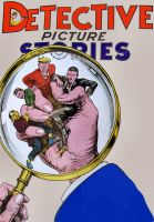 Detective Picture Stories by peterpulp