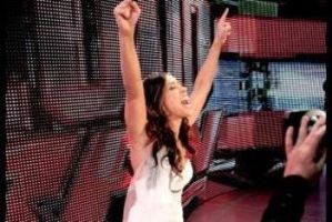 Yes! Yes! Yes! after my heartbreak to daniel bryan by AprilJeanette