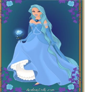 Ice princess by Firenevermore2012
