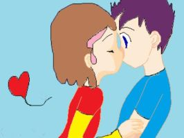 Tommy and Lil by Cassie122
