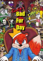 Conker's Bad Fur Day by TipsyMcBoozerton