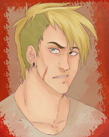Tyler Collins (Re-draw) by Namewithsense