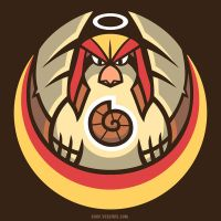 The Prophet [T-shirt] by Versiris