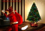 Merry Christmas 2014 - Cookies and Gifts by VictoriaMartinsBR