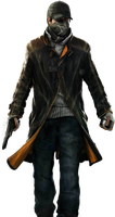 Watch Dogs - Aiden Render By Ashish913 by Ashish-Kumar