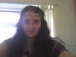 Elvish Headdress by 13Vampirella