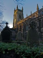 church at Heptonstall by liverecs