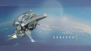 Koberon widescreen by Iggy-design