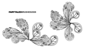 Lineart Brushes 2 by missfairytaled