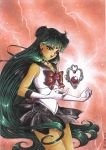 Gift: Sailor Pluto by Toto-the-cat