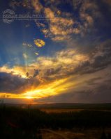 Yellowstone Skies by JeffreyDobbs