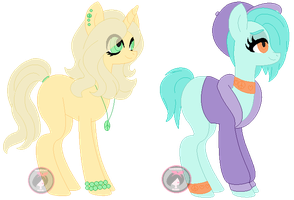 Adopts: Peace Ponies Batch by EquestriaGurl77