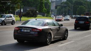 Maserati Quattroporte S Q4 by ShadowPhotography