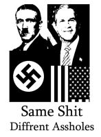 Hitler-Bush by cptpenguin