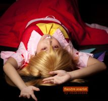 Flandre Scarlet from Touhou by hermanstudio
