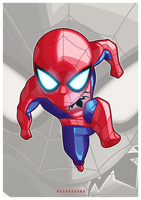All New All Different Spider Man by bayubaruna