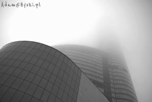 Fogtower by sirsamvimes