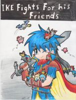 Ike and Friends by PachirisuLuva