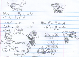 algebraic doodles :'D by kiki-kit