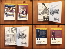 Phoenix Wright: Ace Attorney - Official Casebooks by BenjaminHunter