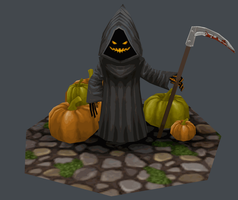 Happy Hallow's End! by ResThoughtless