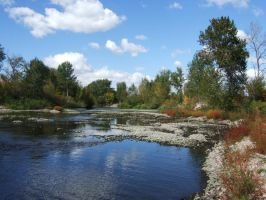 Boise River 4 by Spiteful-Pie-Stock