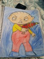 Stewie From Family Guy by SoulofKalidescope