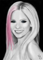 Avril Lavigne by art1st1cDes1gn