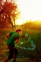 Playing with bubbles.III by Wicked-Lexie