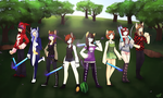 com | The Awesome Minecrafters by Delayni