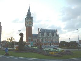 Station of Calais by planzman