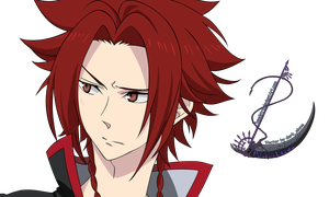 Yuusuke - Brothers Conflict - Vector by headstro