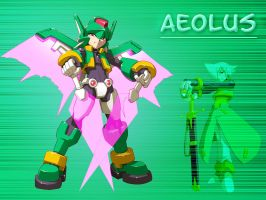 Aeolus Wallpaper by DarkGreiga