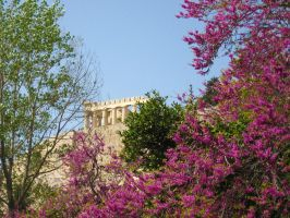 Parthenon Athens by bartje006