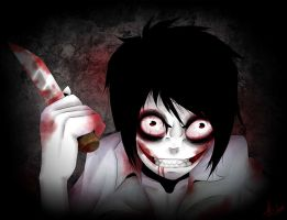 Jeff the Killer by MT-chan