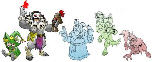Standard Race-Class preview by chief-orc