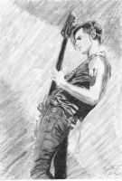 Mikey Way by LineVenie