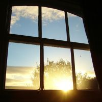 Window of Light by TheSwanDive