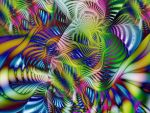 Psychedelic Journey by Thelma1